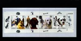 CYPRUS - 2005  DOGS  BOOKLET  MINT NH - Cipro (Repubblica)