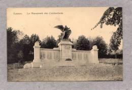 30689      Belgio,    Esneux,  Le  Monument  Des  Combattants,  VG - Esneux