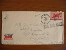 USA – 1943 – Posta Militare - Stati Uniti