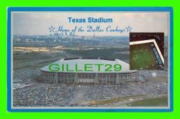 DALLAS, TX - TEXAS STADIUM - Home Of  DALLAS COWBOYS FOOTBALL TEAM - 1981 - - Dallas