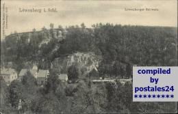 Wu88024 Loewenberg Schlesien Loewenberger Schweiz X - Polen