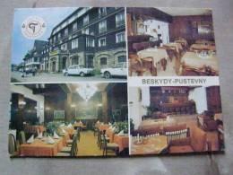 Czech Rep. Hotel Tanecnica -  Pustevni    D75326 - Hotels & Gaststätten