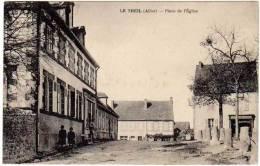 Le Theil - Place De L'Eglise - France
