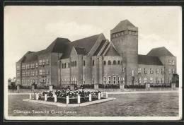 CPA Oldenzaal, Twentsche Carmel Lyceum, Blick Auf Die Hochschule - Nederland