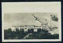No. 2 Port-Said - The Entrance To The Harbour. Photo Cca 8,8x5,8 Cm - Port Said