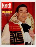 Paris Match 1107 25/7/1970 Mort De Luis Mariano, Mort De Félix Gaillard, Le Pérou - People