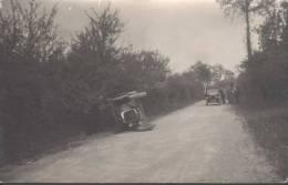 Carte Photo Accident Automobile En Mayenne - Non Classés