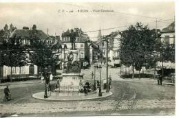 Rouen Place  Cauchoise     Animée - Rouen