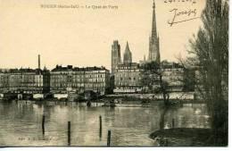 Rouen  Quai De Paris - Rouen