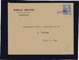 LINEAIRE   VENDOME /  718A - 1921-1960: Modern Tijdperk