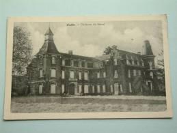 Château De RENAL / Anno 1957 ( Zie Foto Voor Details ) !! - Ouffet