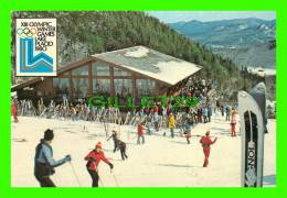 WINTER SPORTS - XIII OLYMPIC WINTER GAMES LAKE PLACID 1980 - MT. SKI CENTER, WHITEFACE, ALPINE EVENTS - - Sports D'hiver