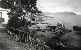 """Cartolina D´epoca -  Genova - Nervi"""" - Genova (Genoa)"""