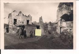 Oulches Chemin Des Dames Aisne American Canteen Cantine Us Pretre Poste De Secours 1914-1918 Poilus 14-18 WWI Ww1 1wk - War, Military