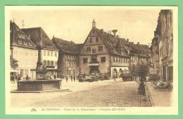 67 OBERNAI - Place De La République - Fontaine Ste-Odile - Obernai