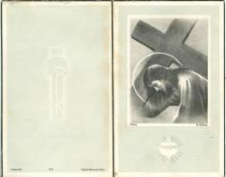 Doodsprentje (3835)  Meerle - GOOS / VAN DEN BOGERD 1894 - 1964 - Images Religieuses