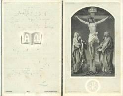 Doodsprentje (3837)  Meerle - Breda - JOCHEMS / VAN DEN BOGERD 1911 - 1959 - Images Religieuses