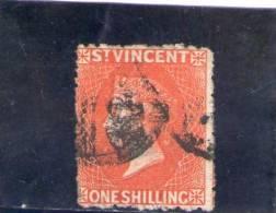 ST. VINCENT 1875-8 O - St.Vincent (...-1979)