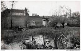 86-JOUSSE-cpsm-Le Château Et Le Vieux Moulin Sur Le Clain- - Frankrijk