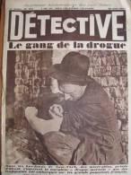 DROGUES NEW YORK/ VIEUX CONDE LOUPS/BOUSSENS CRIME /DUNKERQUE TRICARDS/ANTIBES FORT CARRE/ACCIDENT BOIS DE BOULOGNE - Journaux - Quotidiens