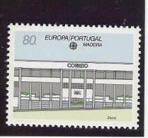 1990 Madeira Mi. 133 **MNH Europa - Europa-CEPT