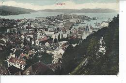 NORVEGE - BERGEN - Norvège