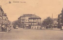 Schaerbeek,  Place Liedts  1932 - Schaerbeek - Schaarbeek