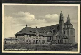 CPA Oldenzaal, Drievuldigheidskerk Met Pastorie - Nederland