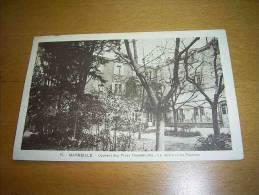 CPA CPSM 13 - MARSEILLE Couvent Des Pères Dominicains 1940 Pour Battat Saint Pere Marc En Poulet 35 - Autres