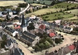 58        LUCENAY    Les AIX               Vue Panoramique  Et L'église - France