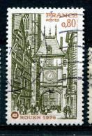 France 1976 -  YT 1875 (o) - Gebraucht