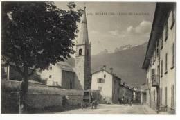 MODANE-VILLE.- Entrée Côté Lanslebourg - Modane