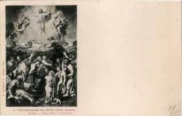 RAFFAELLO - La Transfiguration Sur Le Mont Tabor  -   (46165) - Paintings