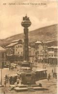 Damas : La Colonne Du Télégraphe Du Hedjaz. Adressé à La Sauvetat Cars Près Blaye. 2 Scans. Edition Amalberti - Syria