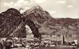 Stansstad Und Der Pilatus - Suiza