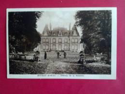 CPA - CARTE POSTALE - 91-BOURAY - CHÂTEAU DE LA BOISSIÈRE - France