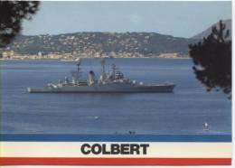 Bateaux - Croiseur Lance Missiles Le Colbert - Warships