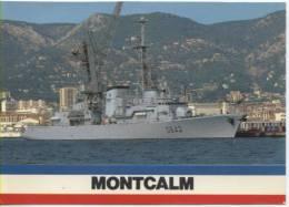Bateaux - Corvette ASM Type C70 Le Montcalm - Warships