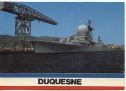 Bateaux - Fregate Lance Missile Duquesne - Warships