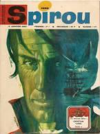 SPIROU     Année 1967     N° 1499    Mini Récit  Bobo Bascule - Spirou Magazine
