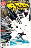 DC Superman In Action Comics 737 Jimmy Olsen: On-the-Spot Reporter! - DC