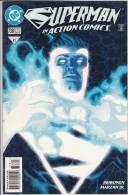 DC Superman In Action Comics 738 Immonen - DC