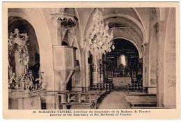 Saint Martin Vésubie - Intérieur Du Sanctuaire De La Madone De Fenêtre ... - Saint-Martin-Vésubie
