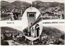Souvenir De St-Sauveur De Montagut - France