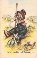 Germaine Bouret - La Récolte Est Boune ! ... (enfants, Agriculture) - Bouret, Germaine