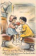 Germaine Bouret - Hum ça Sent Bon L'eau De Cologne ! Jes Les Ai Parfumées Pour Les Faire Sentir ... (enfants, Train) - Bouret, Germaine