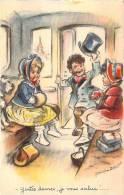 Germaine Bouret - Gentes Dames, Je Vous Salue ! ... (enfants, Train) - Bouret, Germaine