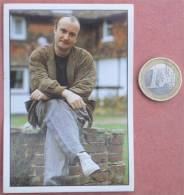 PHIL COLLINS Ex Genesis Pop-music Group (Yugoslavian Rar Collectiable Card Sticker Smash Hits) Rock-music Musique Musica - Stickers