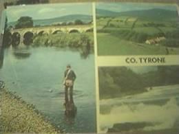 Postard Unused Northern Ireland Co Tyrone Views - Tyrone