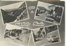 CH010 - Carpineto Sinello - Saluti Da - Andere Städte